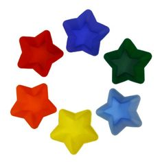 Silicone Star Shaped Cupcake HolderMold Set of 24 >>> You can get additional details at the image link. (This is an affiliate link) #SmallPastryMolds