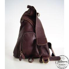 de33000407ff Кожаный рюкзак