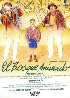 El bosque animado, de José Luís Cuerda, amb Alfredo Landa