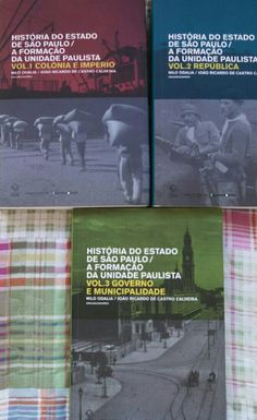 A formação da unidade Paulista