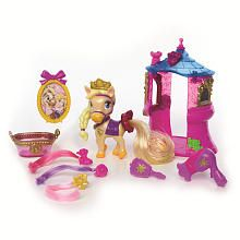 Blip Toys Disney Princess Palace Pets Beauty and Bliss Playsets – Rapunzel (Pony) Blondie Little Girl Toys, Cool Toys For Girls, Toddler Toys, Kids Toys, Princess Palace Pets, Princess Toys, Princess Leia, Child Plan, Minnie Mouse Toys