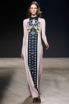 Mary Katrantzou Fall 2014 RTW - Runway Photos - Fashion Week - Runway, Fashion Shows and Collections - Vogue