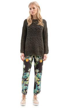 пуловер Эвита