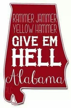 Rammer Jammer! RollTideWarEagle.com great sports stories, audio podcast and FREE on line tutorial of college football rules. #CollegeFootball #Alabamafootball
