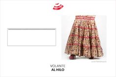 Cinco tipos de volantes que debes conocer Flamenco Costume, Sewing Hacks, Tutu, Sewing Patterns, Patches, Costumes, Summer Dresses, Fashion, Ruffles
