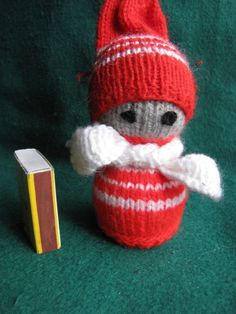 SWEDISH CHRISTMAS Gnome Troll  DOLL SWEDEN Tomte Santa Elf