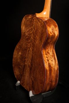 Chechen Guitar - Custom OM Guitar, Lichty Guitars