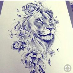 Tattoo leg sleeve lion ideas tattoo style - tattoo style - Tattoo leg sleeve lion 15 ideas tattoo style Best Picture For tree tattoo For Your T - Tattoo Bein Frau, Tattoos Bein, Arm Tattoos, Full Leg Tattoos, Thigh Tattoos For Men, Small Cat Tattoos, Small Lion Tattoo For Women, Back Tattoo Women Full, Animal Tattoos For Women