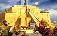 First great civilizations began in a region in the Fertile Crescent called Mesopotamia. The first great civilization was Sumer, b. Ancient Greek Architecture, Historical Architecture, Ancient Mesopotamia, Ancient Civilizations, Mesopotamia Antigua, Ancient Aliens, Ancient History, The Bible Movie, Primitives