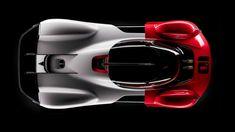 Porsche Vision 920 Is A Le Mans Racer For The Road Maine, Porsche 911 Gt2, Super Sport Cars, Gasoline Engine, Car Posters, Porsche Design, Car Manufacturers, Le Mans, Concept Cars