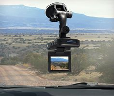 The Roadtrip Video Recorder | Cool Material (this is a good idea..we videoed the trip to the Keys and it was the best souvenir)