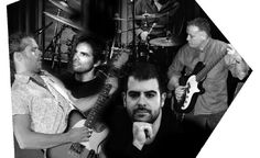 5 de Julho: Caves Primavera Blues Band  #agitagueda #agitagueda2016 #agitaguedaartfestival #agueda #streetart #festival #urbanart #umbrellaskyproject