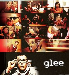 "Glee""creature of the night"""