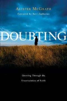 "[""Doubt is not a sign of spiritual weakness--rather it's an indication of spiritual growing pains, says McGrath. She explores the origin and nature of doubt and the specific doubts that often plague Christians in a postmodern culture.""] $15.99"