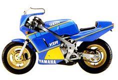 Yamaha ysr50 gauloises