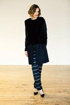 Katie Ermilio Fall 2012: Modern Elegance