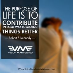 www.VisionManifestedWebinars.com  #VisionManifested