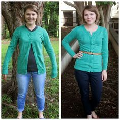 the olive ant: sewing sweaters