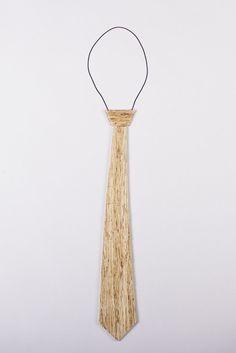 Solid Wooden Tie