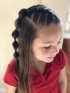 How To Create The Perfect Ponytail – Best Tips And Hacks – Hairdo Chicks Easy Little Girl Hairstyles, Cute Little Girl Hairstyles, Baby Girl Hairstyles, Braided Hairstyles For Black Women, Toddler Hairstyles, Short Hairstyles, Toddler Hair Dos, Girl Hair Dos, Marie