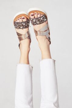 Shop the Jasper & Jeera Nijar Sandals and more Anthropologie at Anthropologie today. Read customer reviews, discover product details and more.