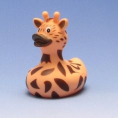 Badeente Giraffe