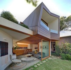Balmain House, Sydney contemporary-exterior