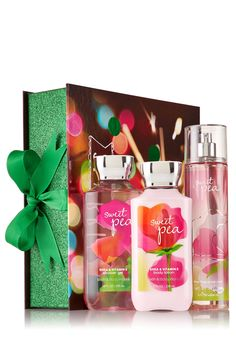 Luxury for under $30: Bath and Body Works bath set