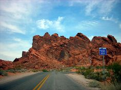 Valley of Fire - Las Vegas NV. Great memories took the long way to the lake with my friend Ronnie