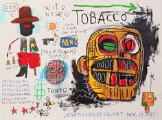 JEAN MICHEL BASQUIAT  : More At FOSTERGINGER @ Pinterest