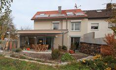 Bildergebnis Für Doppelhaushälfte Umbauen Projekt Home