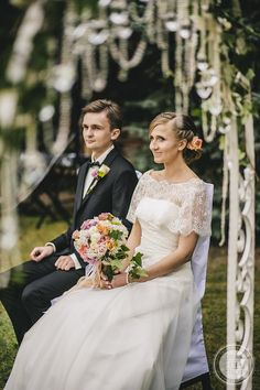Oh Happy day! Happy Day, Wedding Decorations, Wedding Dresses, Outdoor, Fashion, Bride Dresses, Outdoors, Moda, Bridal Gowns