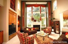 Custom window treatments, floor coverings, paint color consultation, space planning, accessories, furniture