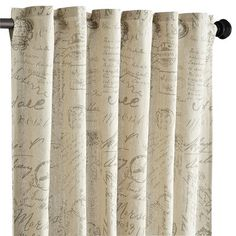 Amelie Curtain - Natural