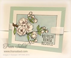 Stampin' Up! 2015 occasion, Indescribable Gift