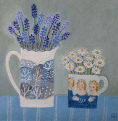 Lavender & Daisies