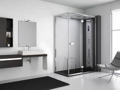Cosa c'è di meglio di un bagno di #vapore per eliminare lo #stress di una settimana lavorativa? Scopri i benefici di Aquasteel Vapor Premium di Grandform: http://bit.ly/1EnMTJs #wellness #benessere