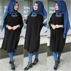 Fashion Arabic Style Illustration Description Awesome 42 Beautiful Hijab Fashion to Copy Right Now from www. Islamic Fashion, Muslim Fashion, Modest Fashion, Fashion Outfits, Muslim Dress, Hijab Dress, Hijab Outfit, Hijab Chic, Moda Hijab