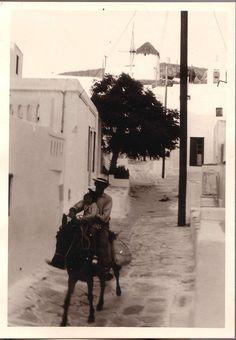 https://flic.kr/p/5BJQbC | mykonos street l961