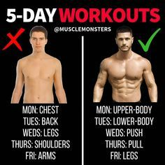 for workout plans? Why not ponder these super fitness workout plans suggest. -Want for workout plans? Why not ponder these super fitness workout plans suggest. Fitness Workouts, 5 Day Workouts, Weight Training Workouts, Fitness Tips, Weight Training Programs, Weight Exercises, Fitness Planner, Gym Workout Chart, Gym Workout Tips