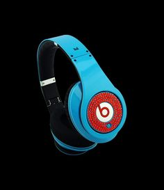 Monster Headphones Beats By Dr Dre Studio With Red Diamond