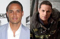 "Daniel Sunjata (Irish, German, African-American) [American] Known as: TV, Film & Theatre Actor TV: ""Rescue Me"", ""Law & Order: Special Victims Unit"", ""Grey's Anatomy"", ""Graceland"", ""Smash"", ""The..."