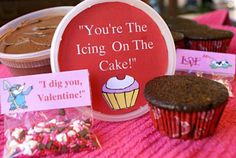 Fun Valentine Day care packages for college kids