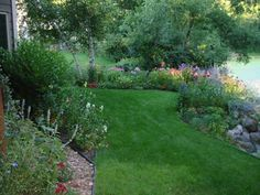 Beautiful Yards Pictures | HAUER by DESIGN