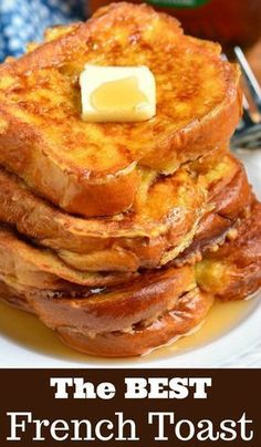 The Best French Toast | Moms Kitchen #breakfast #breakfastrecipes #frenchtoast