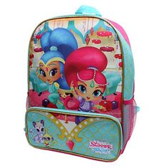 8d8ec59b2f Kids Shimmer   Shine Foil Backpack Best Kids Backpacks