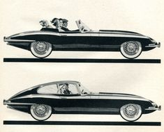 process-vision:  1963 Jaguar XK-E
