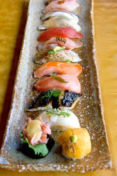 Sushi                                                       …
