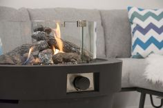 Gas Fires, Teak, Fire Pits, Home Decor, Products, Accessories, Cozy Fireplace, Lawn And Garden, Campfires