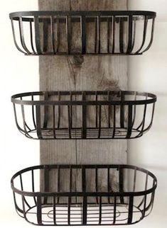 18 Awesome DIY Farmhouse Produce Rack Decor Ideas